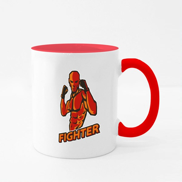 Fighter Colour Mugs