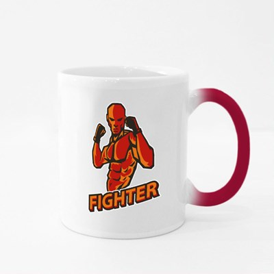 Fighter Magic Mugs