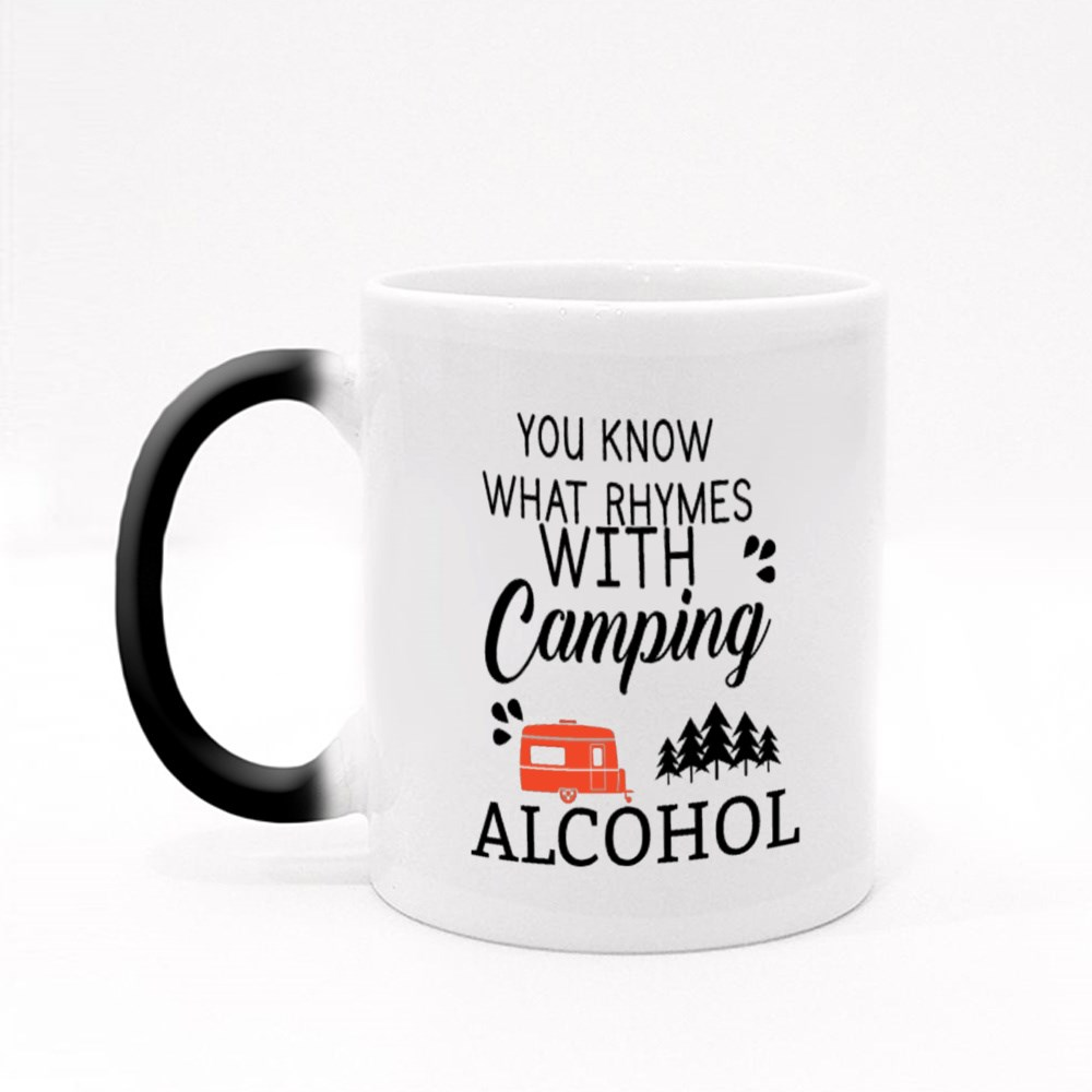 You Know What Rhymes Magic Mugs