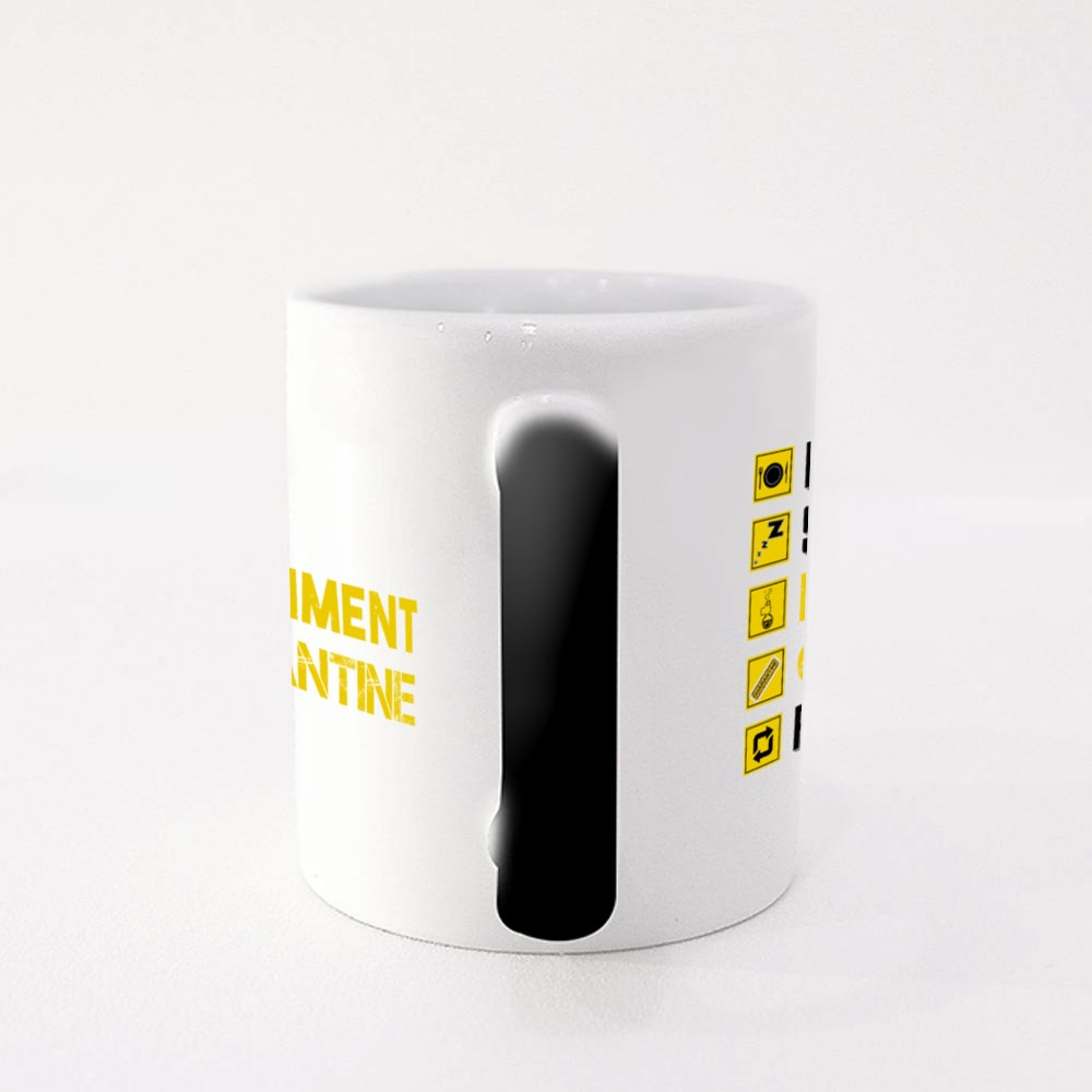 Eat Sleep Experiment Magic Mugs
