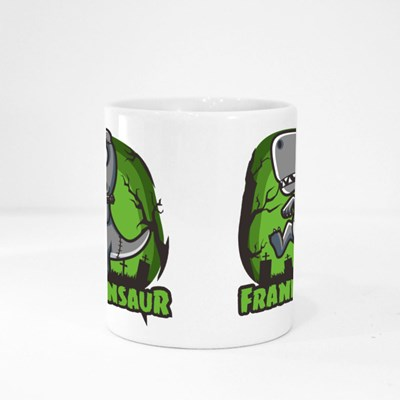 Zombie Frankenstein Magic Mugs