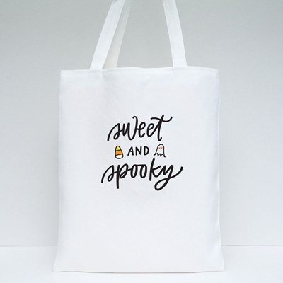 Sweet and Spooky Tote Bags