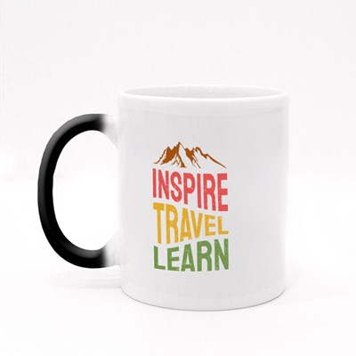 Inspire Travel and Learn Magic Mugs