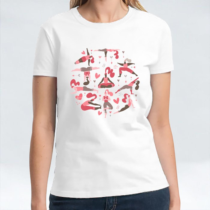 Love Yourself Set T-Shirts