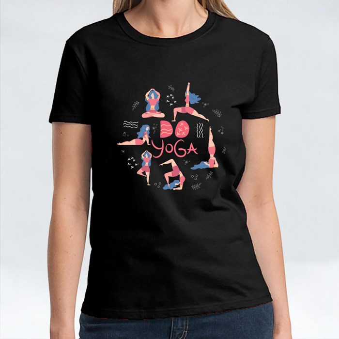 About the Yoga of Life T-Shirts