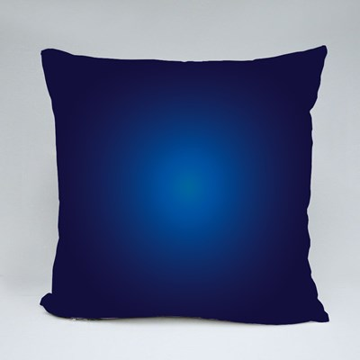 Scuba Diving in Heart Throw Pillows