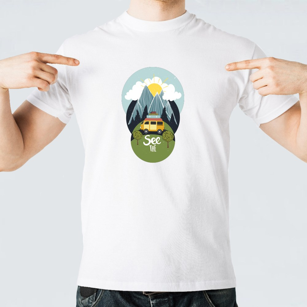 See the World Travelers T-Shirts