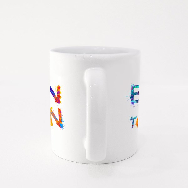 Born to Win Colour Mugs