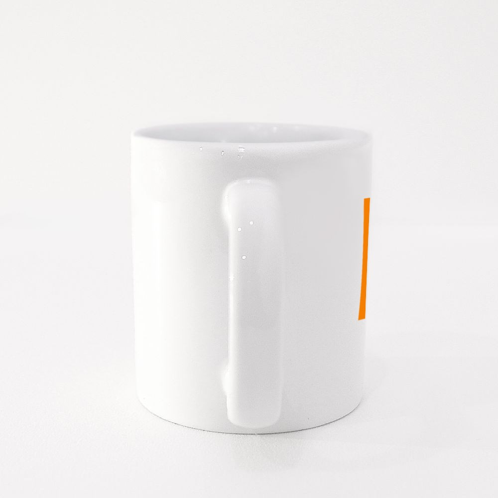 Hacking Sign Origami Speech Colour Mugs