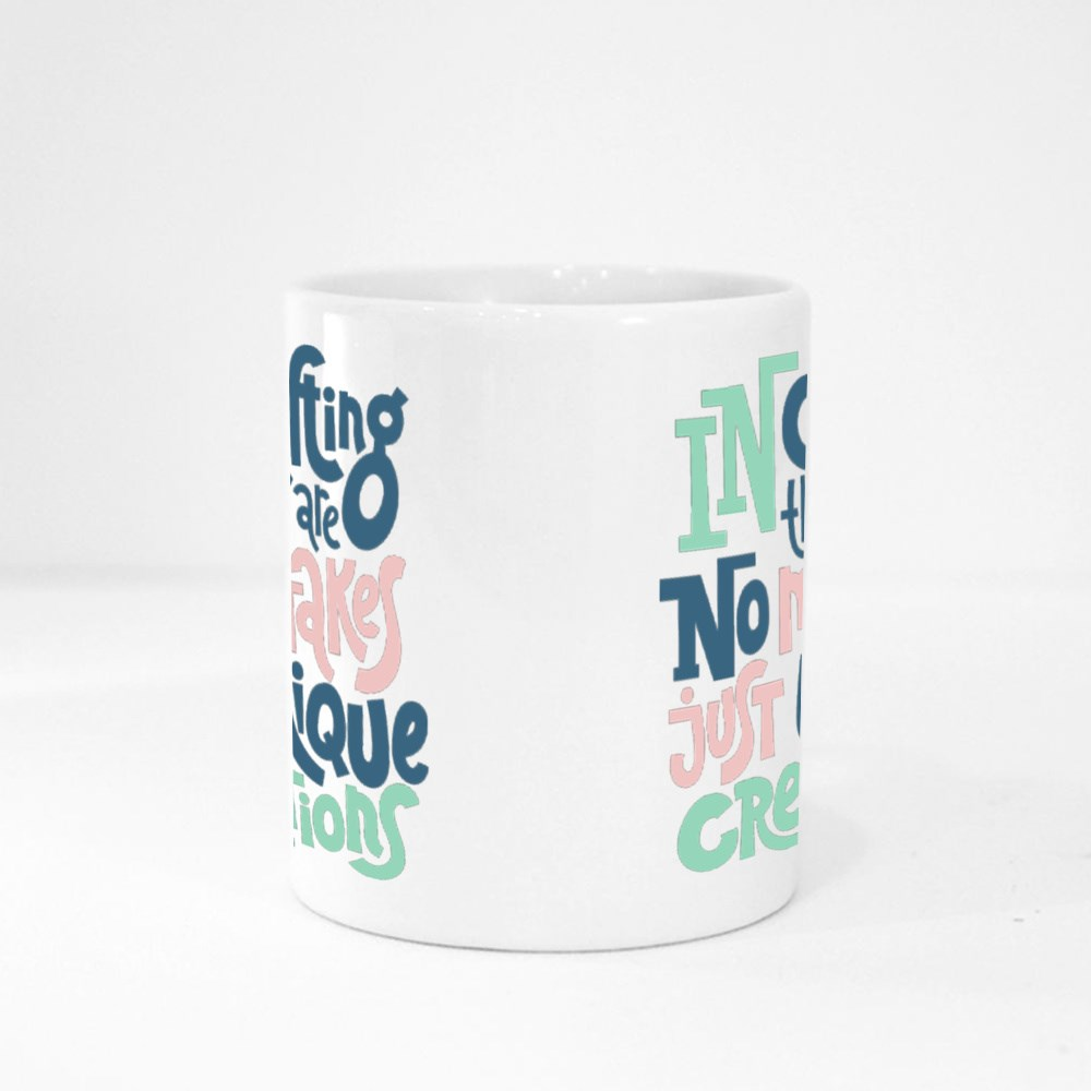 There Are No Mistakes Magic Mugs