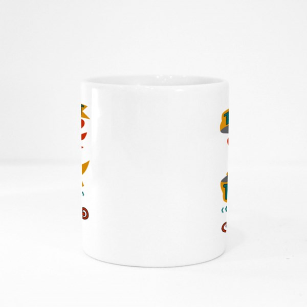 The Best Day of the Week Colour Mugs