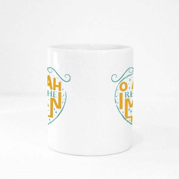 Allah Renew the Iman in Me Colour Mugs