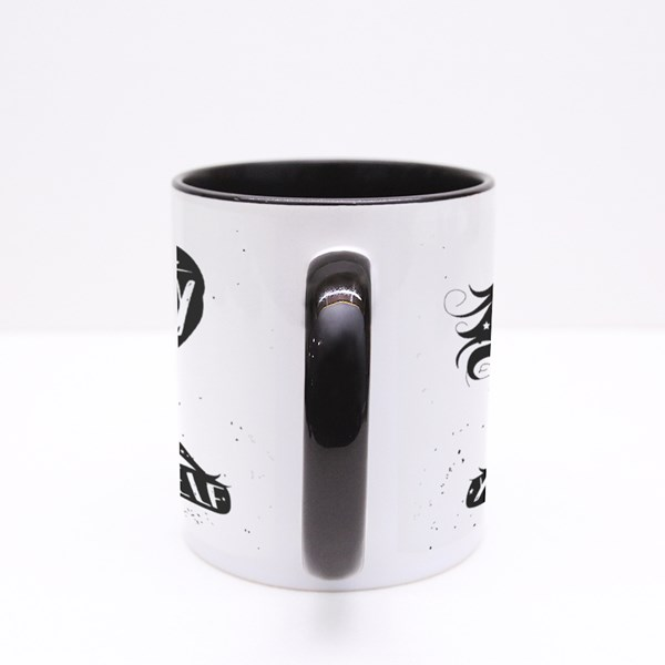 Be in Harmony With Yourself Colour Mugs