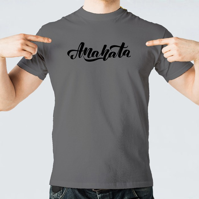 Anahata Lettering T-Shirts