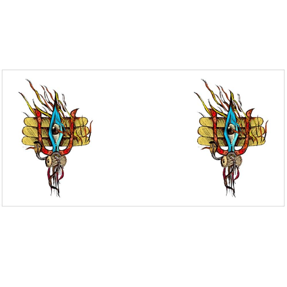 Lord Shiva Third Eye Magic Mugs