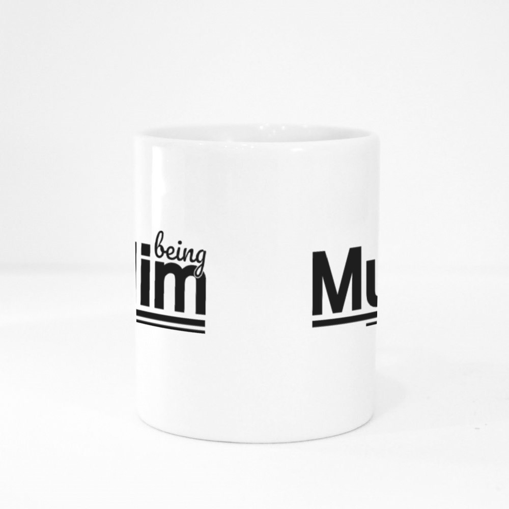 Being a Muslims Colour Mugs