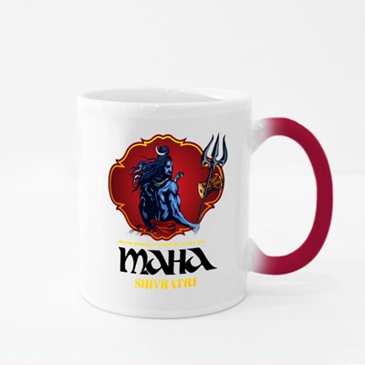 May the Blessing Be With You Magic Mugs
