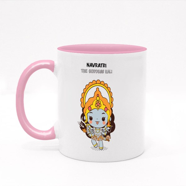 The Goddess Kali Colour Mugs
