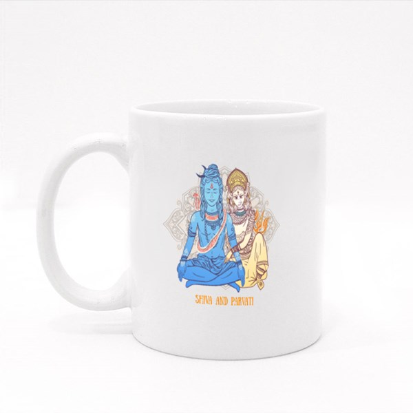 The Legend of Marriage Colour Mugs