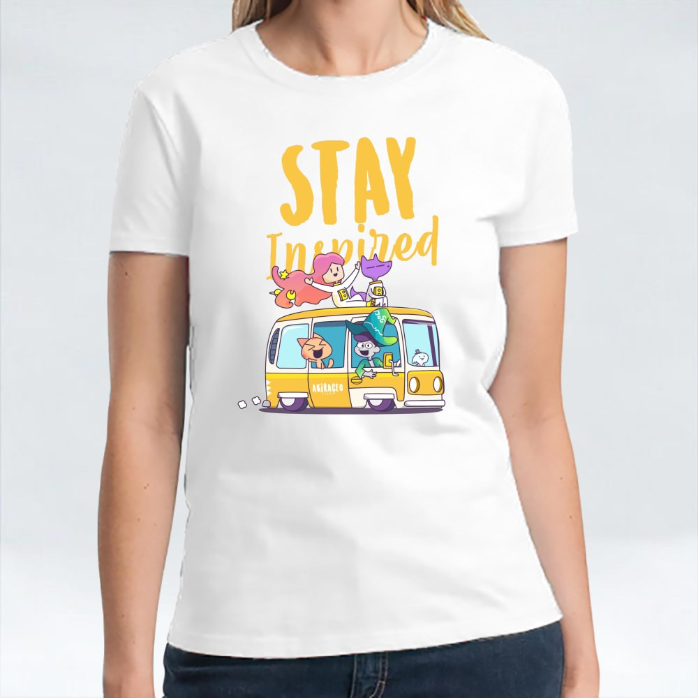 Akiraceo on the Road T-Shirts