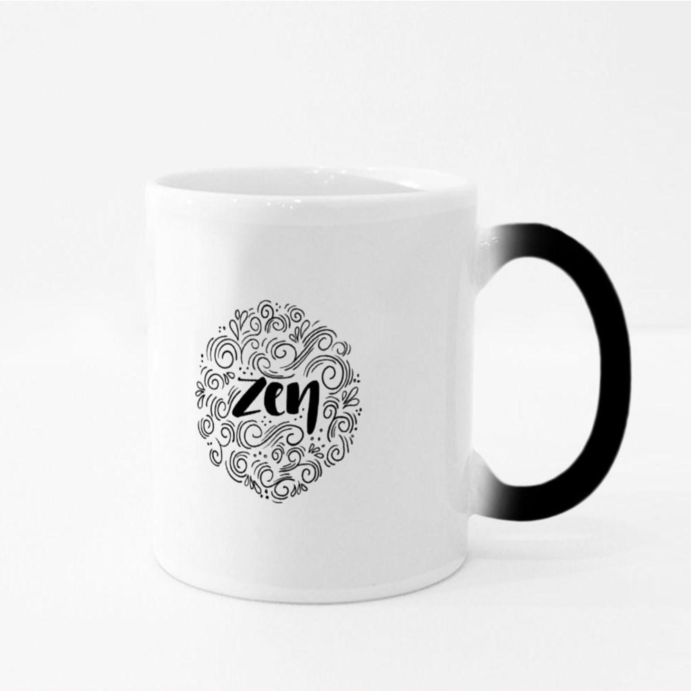 The Power of Zen Magic Mugs