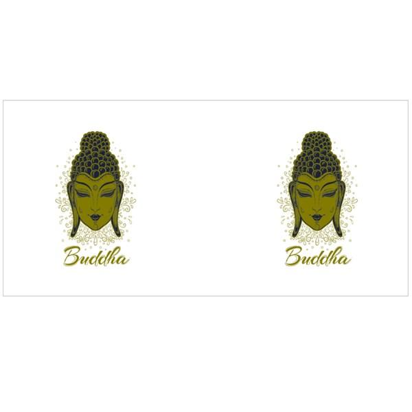 Beautiful Buddha Face Colour Mugs