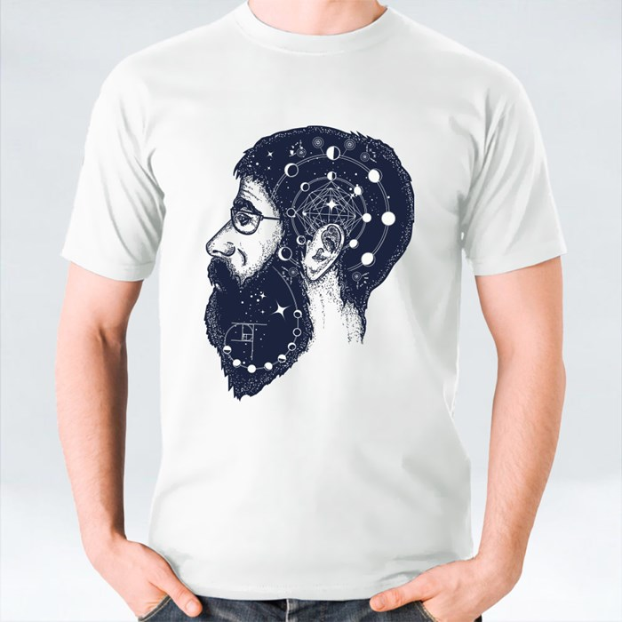 Scientist Tattoo T-Shirts