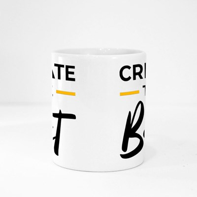 Create the Best Typography Magic Mugs