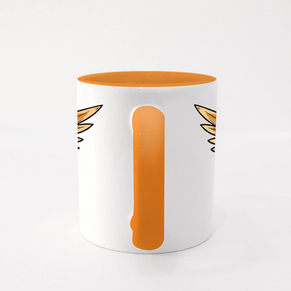 Harmony and Balance Colour Mugs