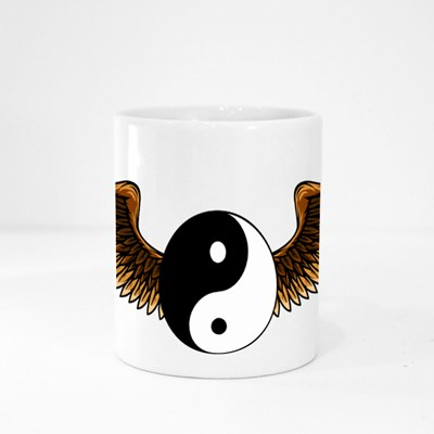 Harmony and Balance Magic Mugs