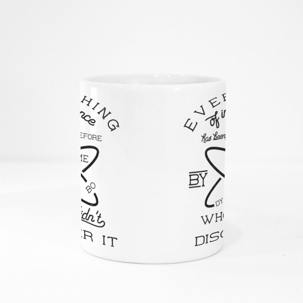 Everything Discover It Colour Mugs
