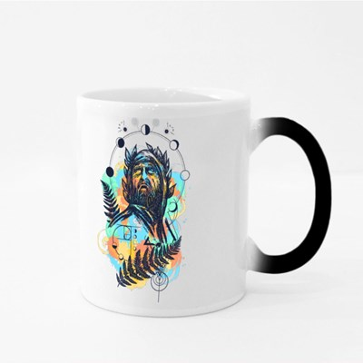 Great Prophet, Genius, Creator Magic Mugs