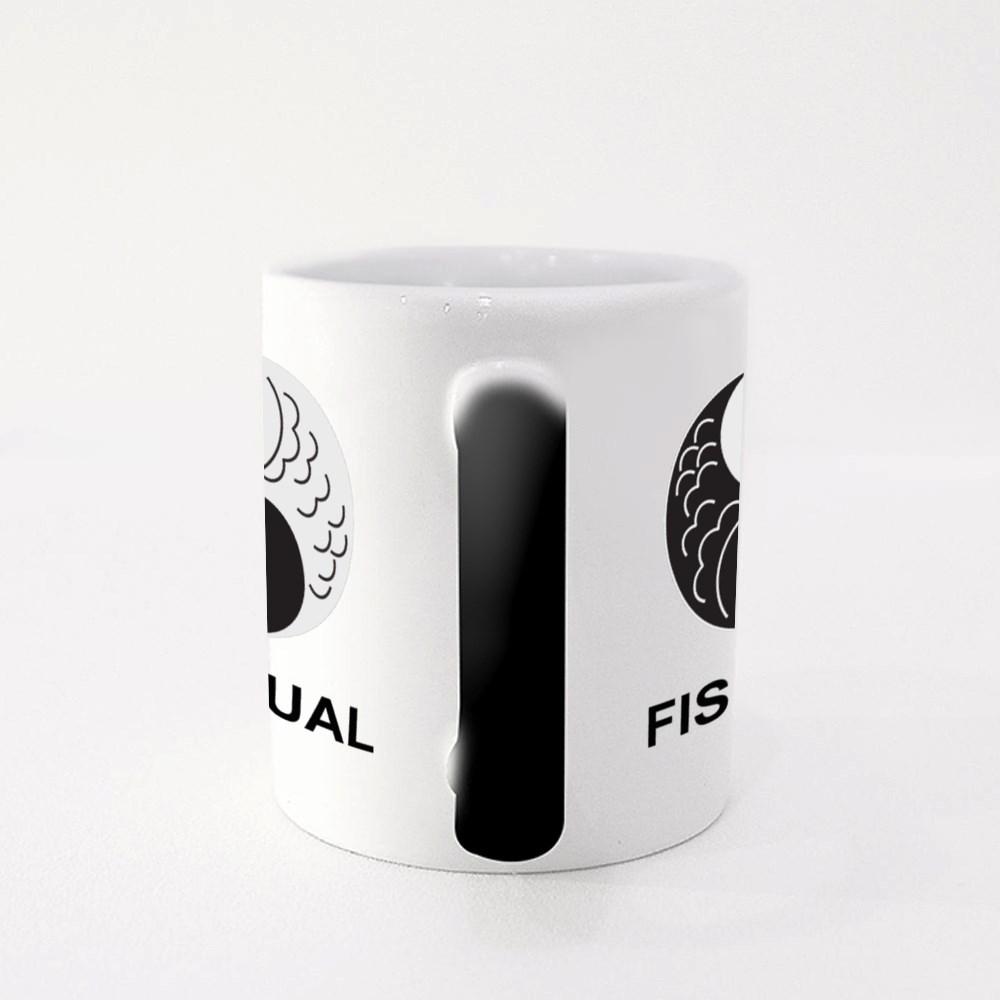 Fish Logo or a Fishing Logo Magic Mugs