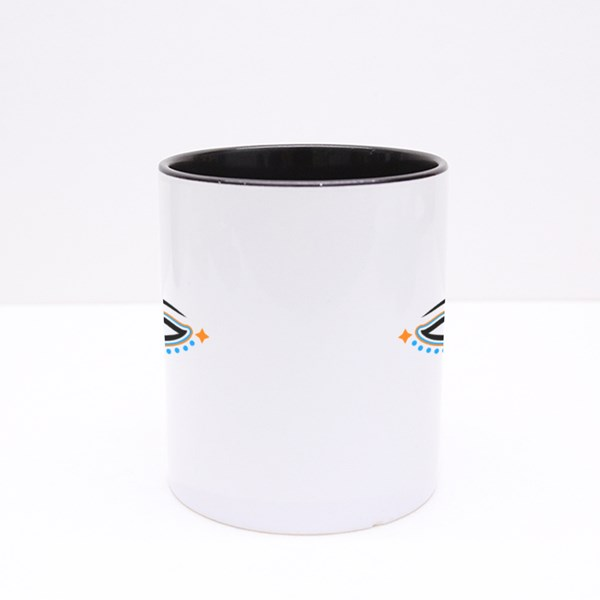 Yes of Buddha, Symbol Wisdom Colour Mugs