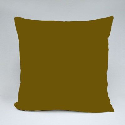 Word Lent for Coloring Throw Pillows