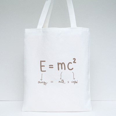 Explanation of the Formula Tote Bags