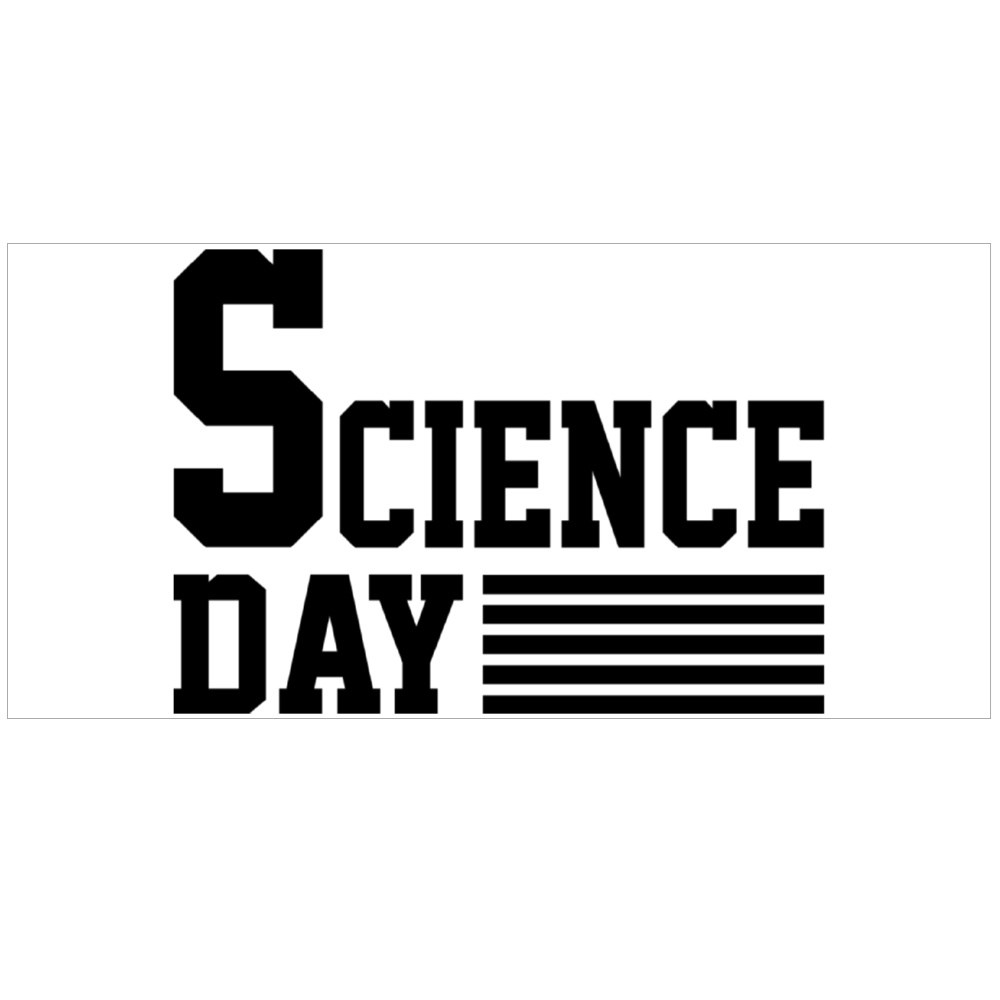 Science Day Typography Magic Mugs