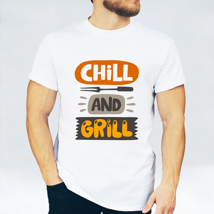 Chill and Grill T-Shirts