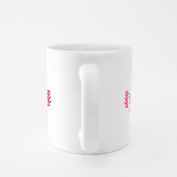 Cook Eat and Repeat Colour Mugs