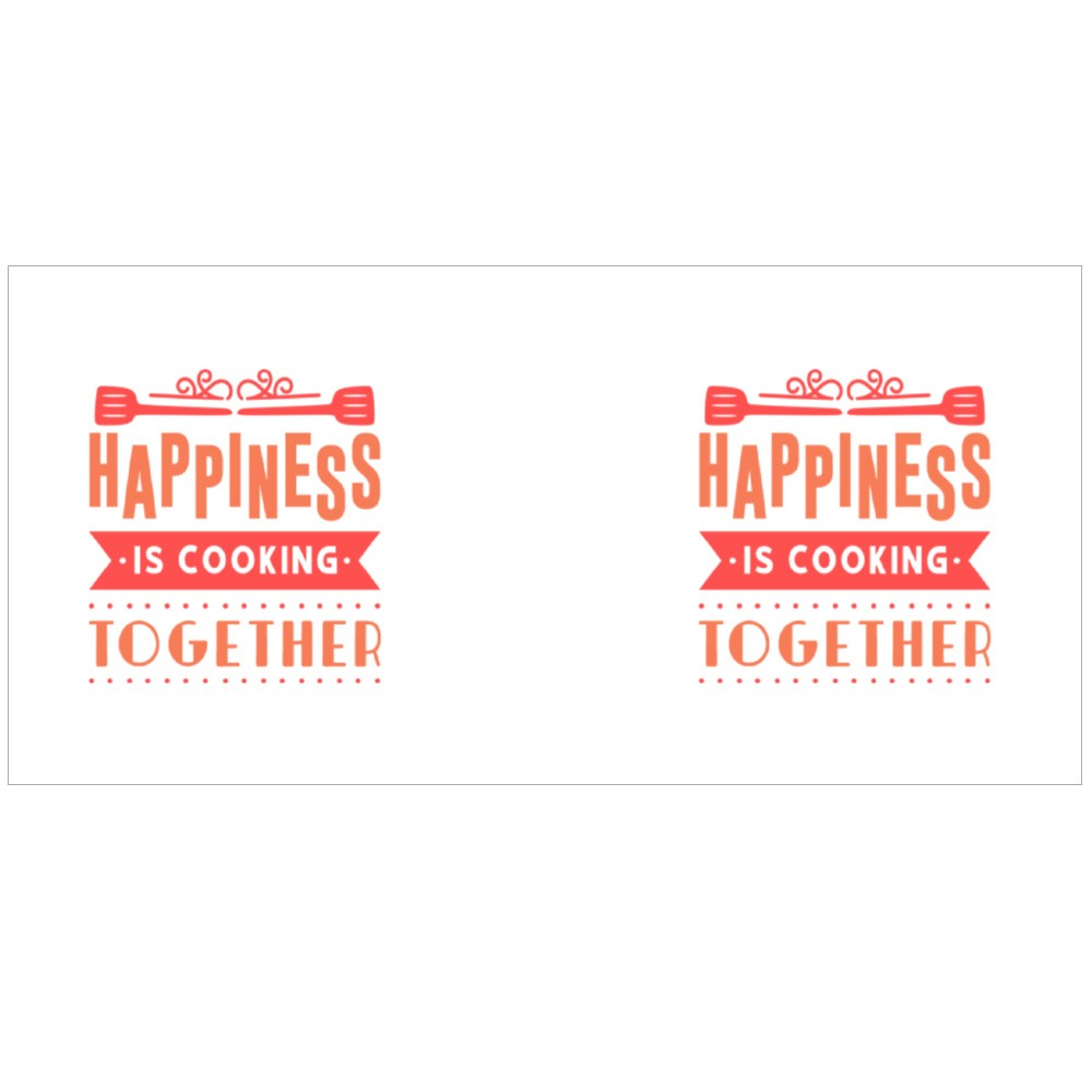 Happiness Is Cooking Together Magic Mugs
