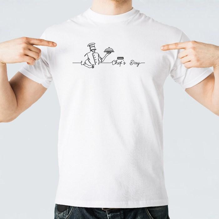 Happy Chef's Day T-Shirts