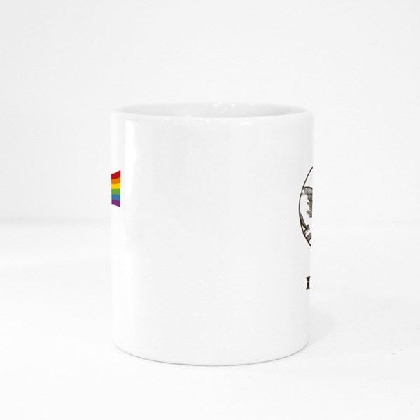 I Want to Believe Colour Mugs