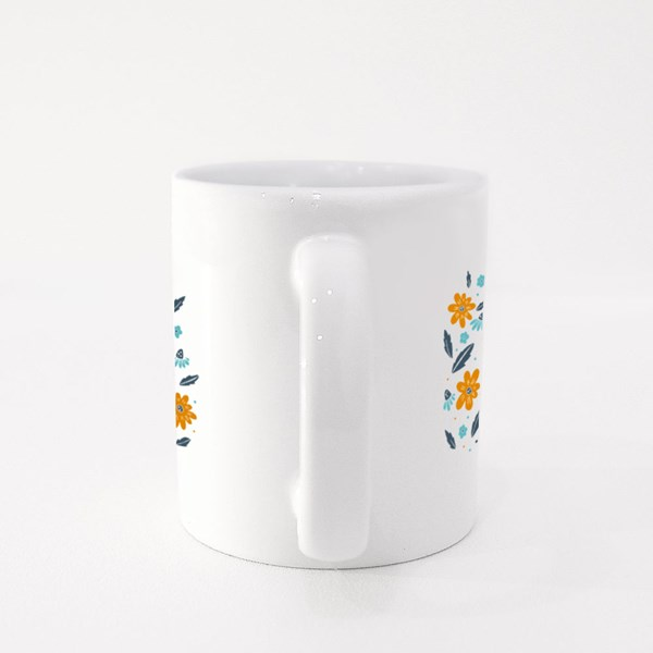 Let Go and Let Go Colour Mugs