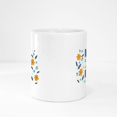 Let Go and Let Go Magic Mugs