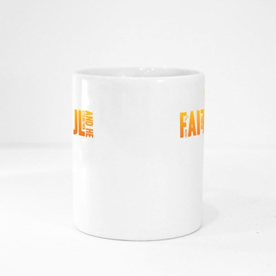 But the Lord Is Faithful Magic Mugs