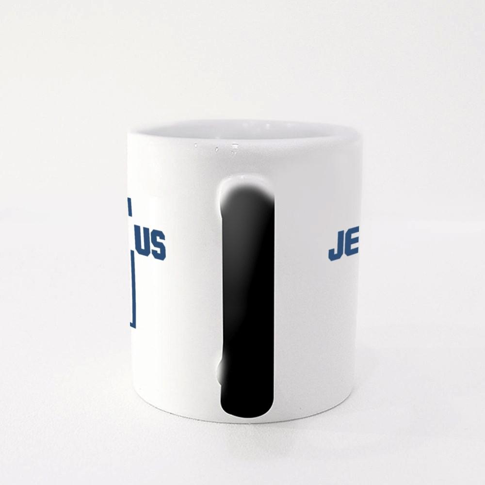 Jesus Christ the Redeemer Magic Mugs