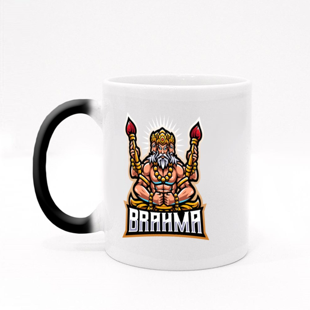Brahma E-Sport Mascot Magic Mugs