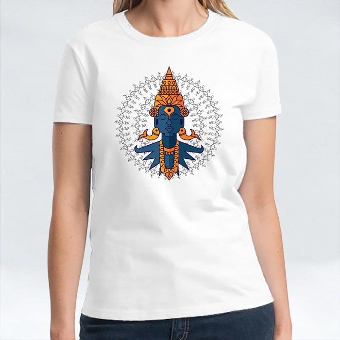 Indian God Vitobha T-Shirts
