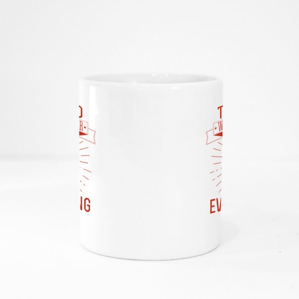 The Lord Everlasting Light Colour Mugs