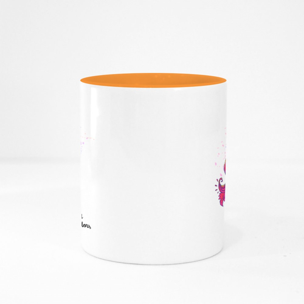 Holi Festival of Colors Colour Mugs